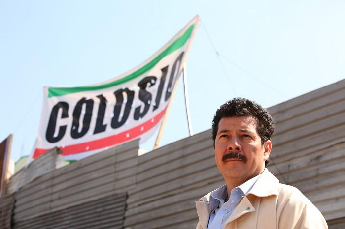 Colosio. Enoc Leaño